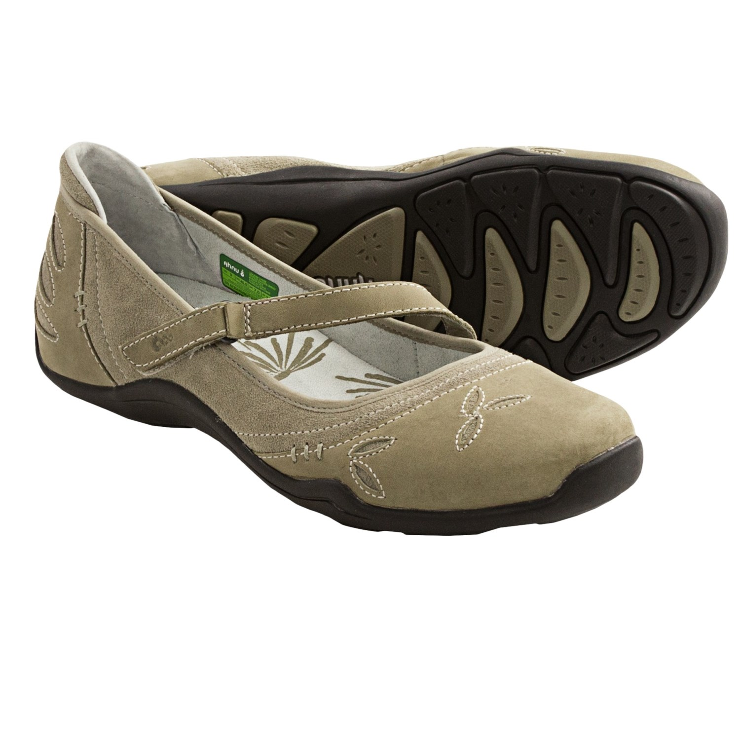 Ahnu Emery Shoes - Leather (For Women) - Save 29