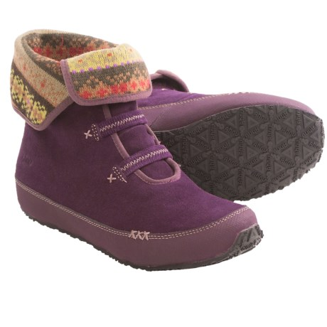 Ahnu Himalaya Boots (For Women) in Wine Tasting