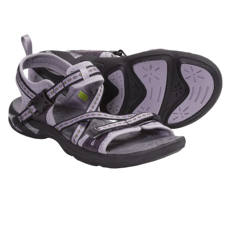 Ahnu Inverness Sport Sandals (For Women) in Minimal Grey