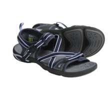 Ahnu Inverness Sport Sandals (For Women) in Mood Indigo - Closeouts