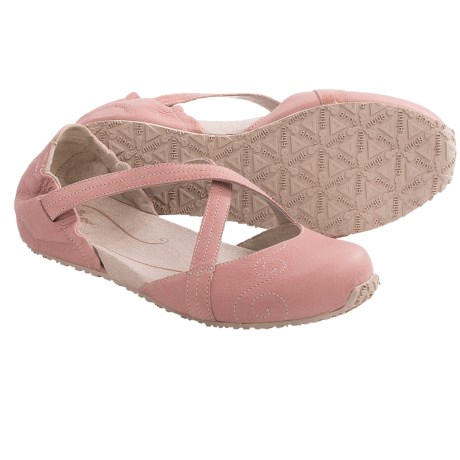 Ahnu Karma Mary Jane Shoes (For Women) in Misty Rose