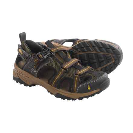 Ahnu Kovar Sport Sandals (For Men) in Smokey Brown - Closeouts