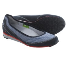Ahnu Magnolia Shoes - Slip-Ons (For Women) in Carbon - Closeouts