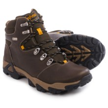 Ahnu Mendocino Hiking Boots - Waterproof (For Men) in Smokey Brown - Closeouts