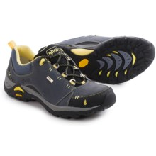 Ahnu Montara II Hiking Shoes - Waterproof (For Women) in Winter Smoke - Closeouts