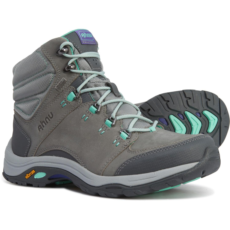 d278efcc803 Ahnu Montara III Hiking Boots (For Women) - Save 26%