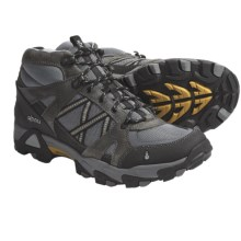 Ahnu Moraga Mesh Mid Hiking Boots (For Men) in Castlerock - Closeouts