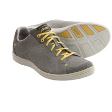 Ahnu Noe Shoes - Leather (For Women) in Charcoal Grey - Closeouts
