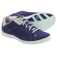 Ahnu Noe Shoes - Leather (For Women) in Deep Wisteria - Closeouts
