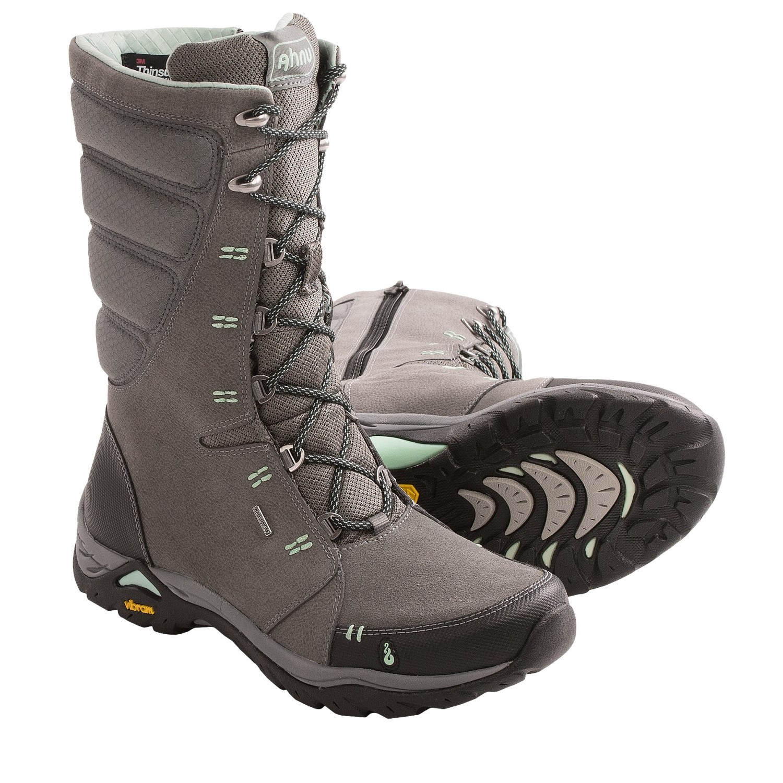 s snow boots waterproof santa barbara institute