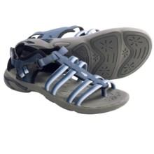 Ahnu Pescadero Sandals (For Women) in Mood Indigo - Closeouts