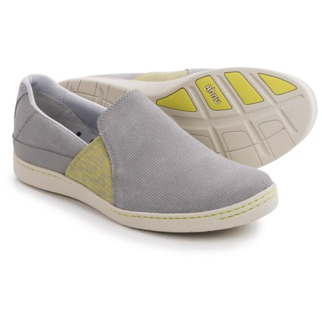 Ahnu Precita Shoes - Slip-Ons (For Women)