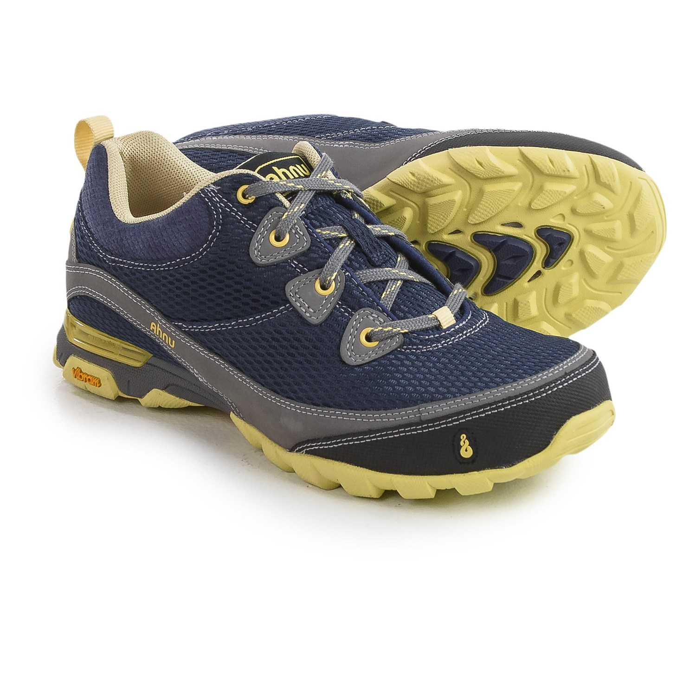 Ahnu Sugarpine Air Mesh Hiking Shoes (For Women) - Save 54%