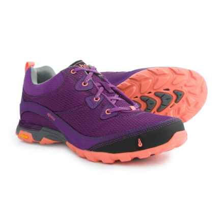 Ahnu Sugarpine Air Mesh Hiking Shoes (For Women) in Bright Plum - Closeouts
