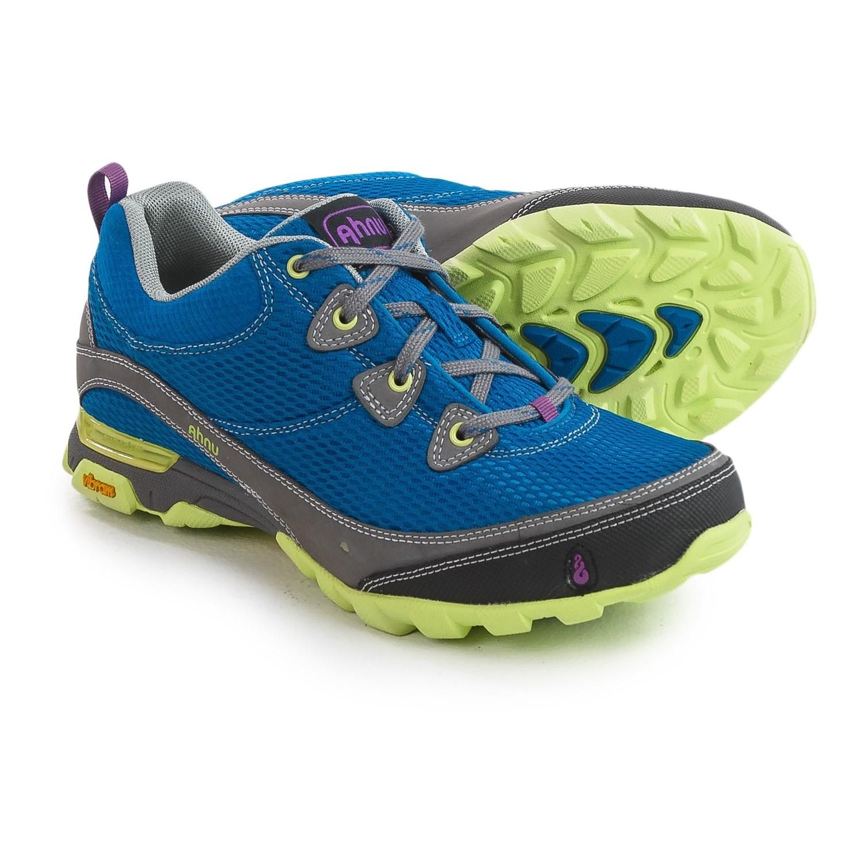 Ahnu Sugarpine Air Mesh Hiking Shoes (For Women) in Tahoe