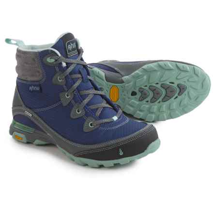 Ahnu Sugarpine Hiking Boots - Waterproof (For Women) in Astral Aura - Closeouts