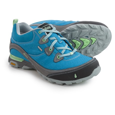 Ahnu Sugarpine Hiking Shoes - Waterproof (For Women) in Bluestar