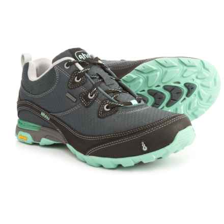 Ahnu Sugarpine Hiking Shoes - Waterproof (For Women) in Dark Slate - Closeouts