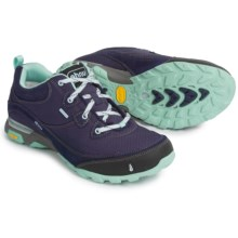 Ahnu Sugarpine Hiking Shoes - Waterproof (For Women) in Eclipse - Closeouts