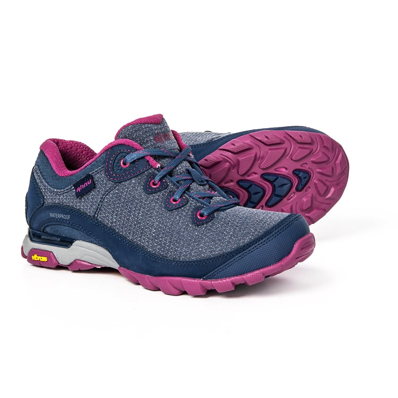 816220dd13e Ahnu Sugarpine II Hiking Shoes - Waterproof (For Women)