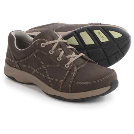Ahnu Taraval Sneakers - Leather (For Women) in Porter - Closeouts