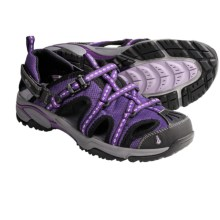 Ahnu Tilden IV Sport Sandals (For Women) in Grape Royal - Closeouts
