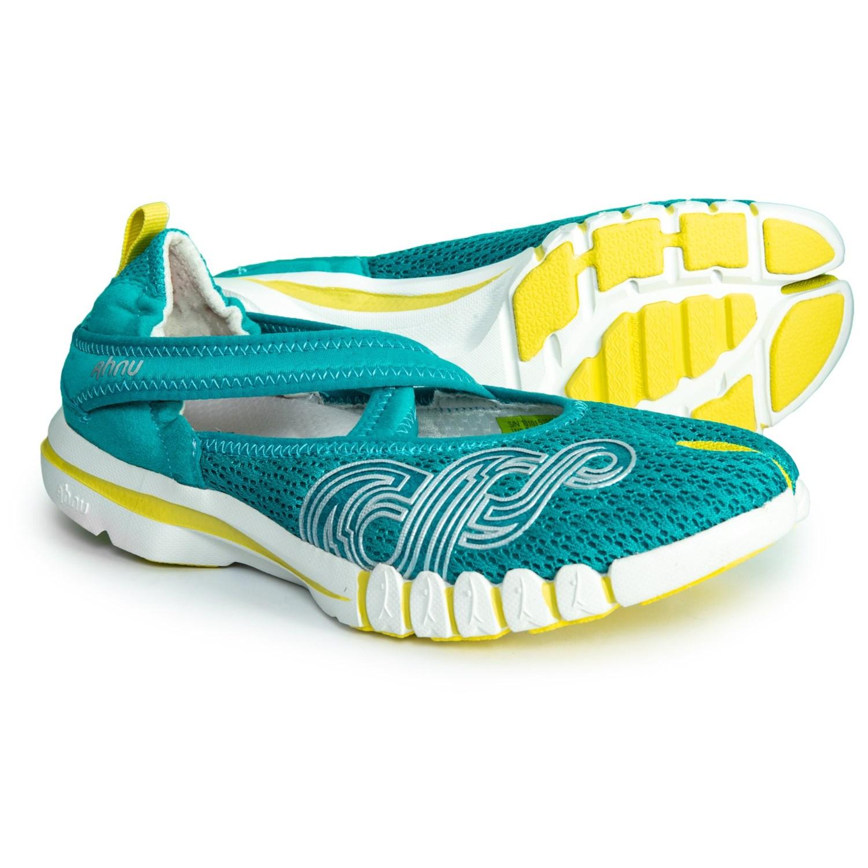8fada110b0aa7 Ahnu Yoga Split Athletic Mary Jane Shoes - Slip-Ons (For Women)