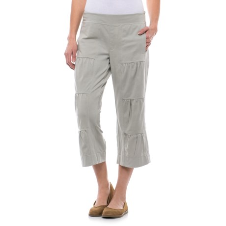 Ain?t Seen Nothing Yet Jersey Capris (For Women)