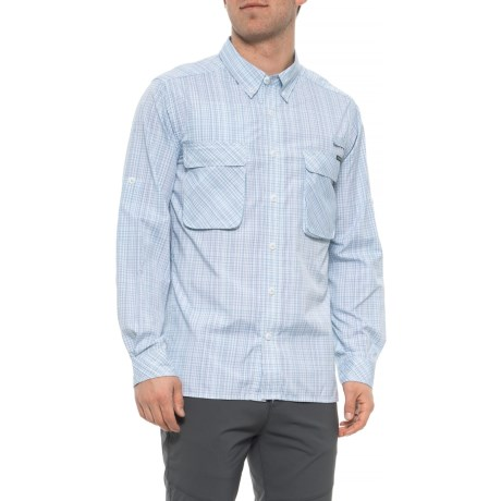Image of Air Strip Ombre Shirt - UPF 40, Long Sleeve (For Men)