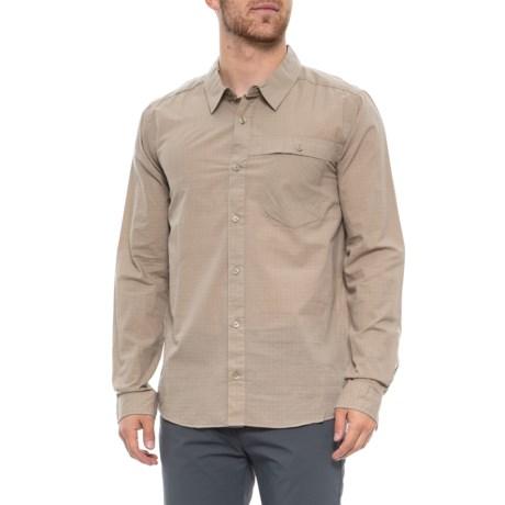 Image of Airbrush Shirt - Organic Cotton, Long Sleeve (For Men)