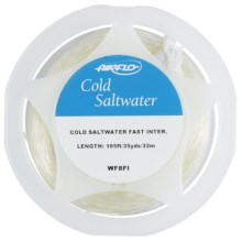 Airflo Cold Saltwater Intermediate Fly Line - Weight Forward in Clear - Closeouts