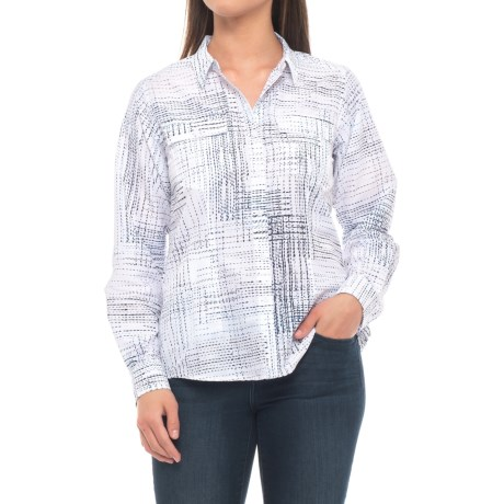 Image of Airhart Shirt - UPF 50+, Long Sleeve (For Women)