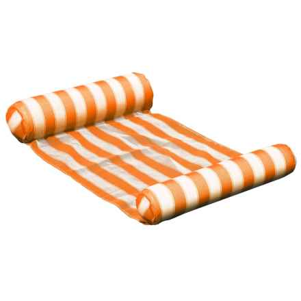 Airhead Designer Series Floating Hammock in Tangerine - Closeouts