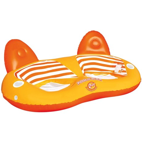 Airhead Pool and Beach 2 Up Lounger
