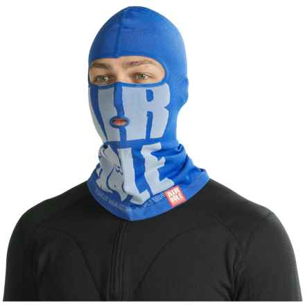 Airhole Balaclava (For Men and Women) in Logo - Closeouts
