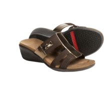 AK Anne Klein Impulse Sandals (For Women) in Brown - Closeouts