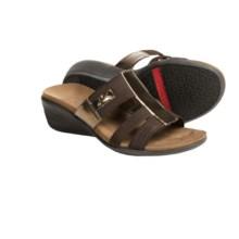 AK Anne Klein Impulse Sandals (For Women) in Brown - Closeouts