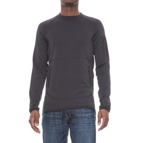 AK Piston Polartec(R) Power Stretch(R) Crew Pullover Shirt - Long Sleeve (For Men)
