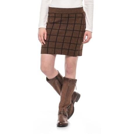 Image of Akamina Reversible Skirt - Merino Wool (For Women)