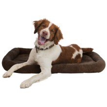 AKC Dog Crate Mat - Large in Brown - Closeouts