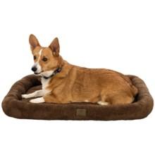 AKC Dog Crate Mat - Medium in Brown - Closeouts