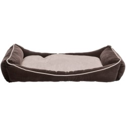 "AKC Dream Boat Pet Bed - 8x34x23"" in Brown"