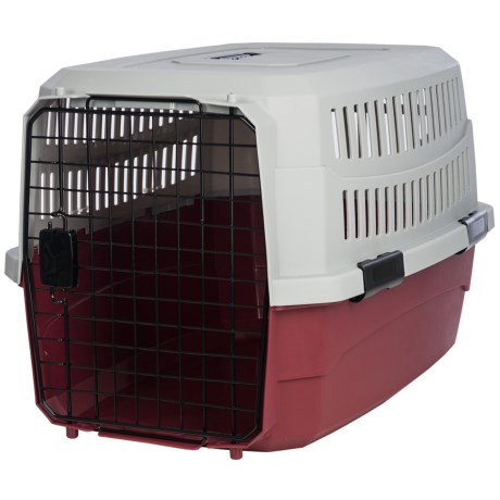 "AKC Large Kennel - 19x14x27"" in Red"