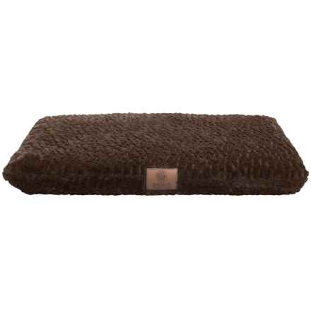 "AKC Orthopedic Dog Crate Mat - 3x23x36"" in Brown - Closeouts"