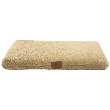 "AKC Orthopedic Dog Crate Mat - 3x23x36"" in Tan - Closeouts"