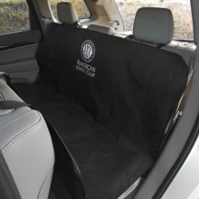 "AKC Pet Car Seat Cover - 59x57"" in Black - Closeouts"