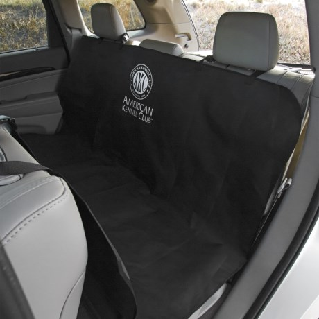 "AKC Pet Car Seat Cover - 59x57"" in Grey"