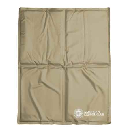AKC Pet Cooling Dog Pad - Large in Tan - Closeouts