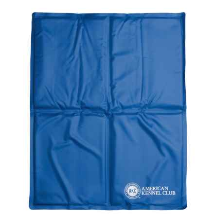 "AKC Pet Cooling Dog Pad - Medium, 20x16"" in Blue - Closeouts"