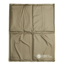 "AKC Pet Cooling Dog Pad - Medium, 20x16"" in Tan - Closeouts"